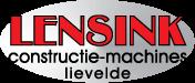 Lensink Constructie - Machines